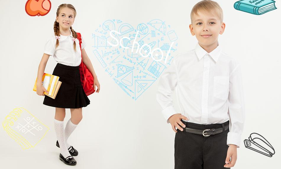Блузки Школьные Доставка
